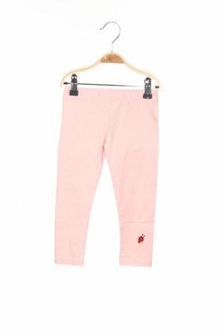 Gyerek leggings V by Very, Méret 18-24m / 86-98 cm, Szín Rózsaszín, 95% pamut, 5% elasztán, Ár 4640 Ft