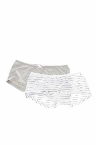 Детски комплект Bpc Bonprix Collection, Размер 9-10y/ 140-146 см, Цвят Бял, 90% памук, 5% полиестер, 5% еластан, Цена 13,20лв.