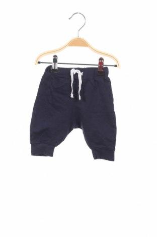 Pantaloni de copii V by Very, Mărime 2-3m/ 56-62 cm, Culoare Albastru, Bumbac, Preț 60,63 Lei