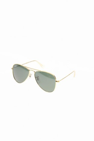 Ochelari de soare pentru copii Ray Ban, Culoare Auriu, Preț 274,48 Lei