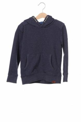 Detská mikina  Tom Tailor, Veľkosť 5-6y/ 116-122 cm, Farba Modrá, 70% bavlna, 30% polyester, Cena  17,07€