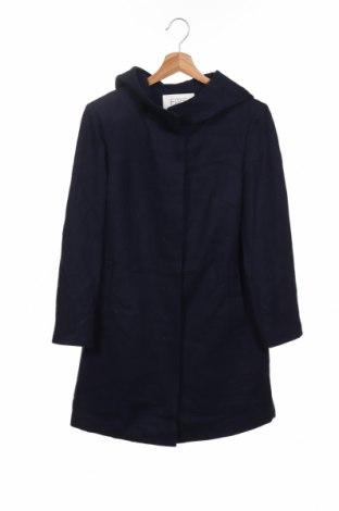 Παιδικό παλτό, Μέγεθος 13-14y/ 164-168 εκ., Χρώμα Μπλέ, Τιμή 24,55€