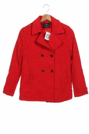 Παιδικό παλτό Zara, Μέγεθος 14-15y/ 168-170 εκ., Χρώμα Κόκκινο, Τιμή 31,18€