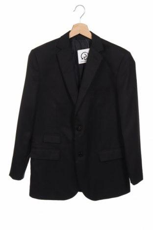 Παιδικό σακάκι Fred Bracks, Μέγεθος 13-14y/ 164-168 εκ., Χρώμα Μαύρο, 65% πολυεστέρας, 35% βισκόζη, Τιμή 16,96€