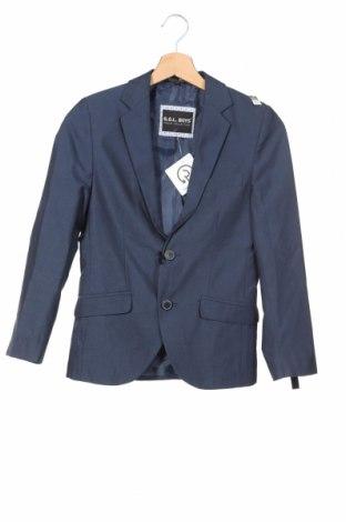 Detské sako  G.o.l. Boys, Veľkosť 9-10y/ 140-146 cm, Farba Modrá, 65% polyester, 35% viskóza, Cena  17,01€