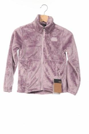 Detský termo vrch  The North Face, Veľkosť 7-8y/ 128-134 cm, Farba Fialová, Polyester, Cena  38,21€
