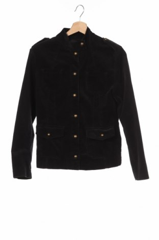 Dětská bunda , Rozměr 8-9y/ 134-140 cm, Barva Černá, 97% bavlna, 3% elastan, Cena  437,00Kč