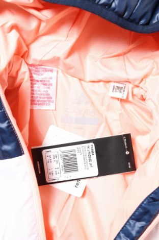 Детско яке Adidas, Размер 5-6y/ 116-122 см, Цвят Многоцветен, Полиестер, Цена 65,40лв.