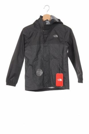 Detská bunda  The North Face, Veľkosť 5-6y/ 116-122 cm, Farba Sivá, Polyester, Cena  50,16€