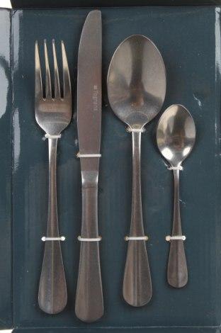 Комплект прибори за хранене Tognana, Цвят Сив, Неръждаема стомана, Цена 48,96лв.