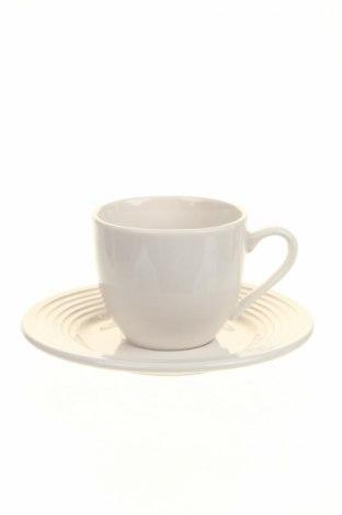 Set pentru cafea Tognana, Culoare Alb, Porțelan, Preț 85,26 Lei