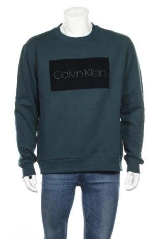 Férfi blúz Calvin Klein, Méret XL, Szín Zöld, Pamut, Ár 14630 Ft