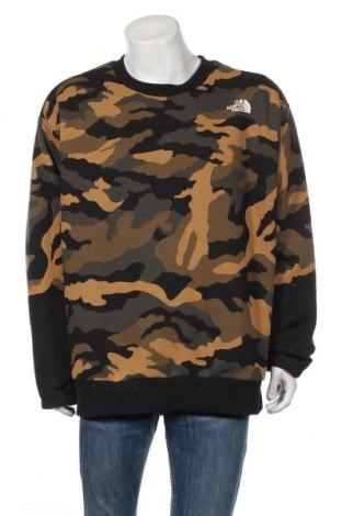 Bluză de bărbați The North Face, Mărime XL, Culoare Multicolor, 50% bumbac, 50% poliester, Preț 200,79 Lei