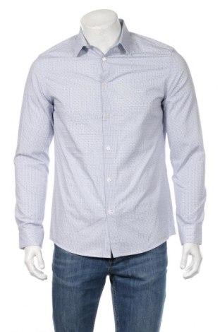 Мъжка риза Brice, Размер M, Цвят Син, Цена 14,56лв.