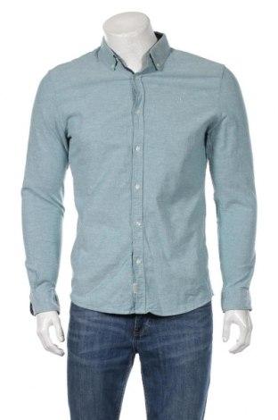 Ανδρικό πουκάμισο McNeal, Μέγεθος L, Χρώμα Πράσινο, 98% βαμβάκι, 2% ελαστάνη, Τιμή 13,36€