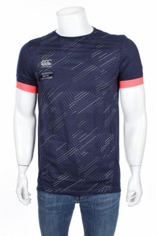 Pánske tričko  Canterbury, Veľkosť M, Farba Modrá, Polyester, Cena  12,63€