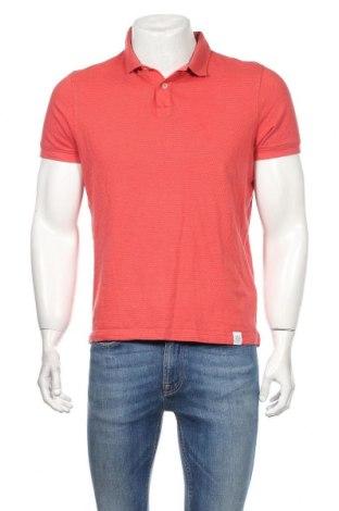 Мъжка тениска McNeal, Размер L, Цвят Розов, 100% памук, Цена 30,66лв.