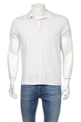 Мъжка тениска McNeal, Размер L, Цвят Бял, 100% памук, Цена 30,66лв.