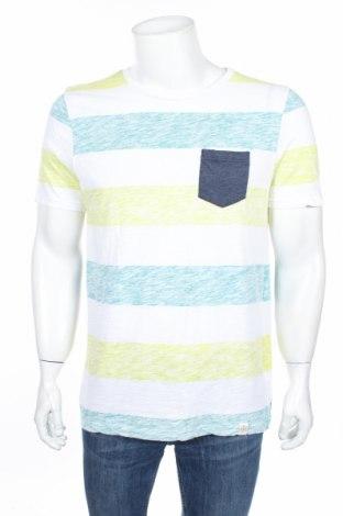 Мъжка тениска McNeal, Размер L, Цвят Многоцветен, 100% памук, Цена 24,82лв.