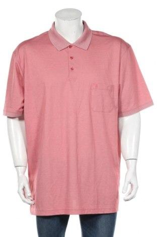 Pánske tričko  Ragman, Veľkosť XXL, Farba Ružová, 70% bavlna, 30% polyester, Cena  10,52€