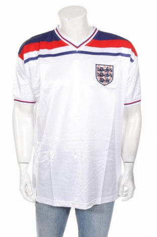 Pánske tričko  Score Draw, Veľkosť XL, Farba Biela, 55% bavlna, 45% polyester, Cena  11,87€
