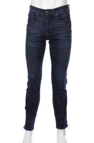 Pánské džíny  Boss Orange, Rozměr S, Barva Modrá, 94% bavlna, 5% polyester, 1% elastan, Cena  1732,00Kč