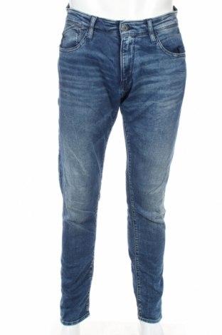 Мъжки дънки Le Temps Des Cerises, Размер M, Цвят Син, 97% памук, 3% еластан, Цена 30,08лв.
