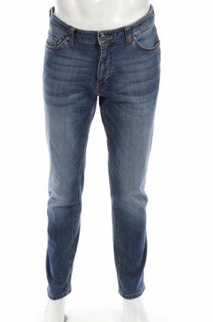 Мъжки дънки McNeal, Размер L, Цвят Син, 98% памук, 2% еластан, Цена 60,48лв.
