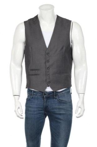 Vestă de bărbați Connor, Mărime XL, Culoare Gri, 85% poliester, 15% viscoză, Preț 74,73 Lei