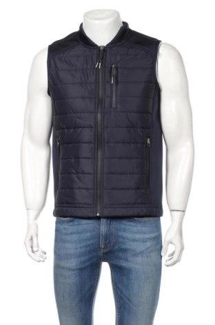 Férfi mellény RNT23 Jeans, Méret M, Szín Kék, Poliészter, Ár 20860 Ft