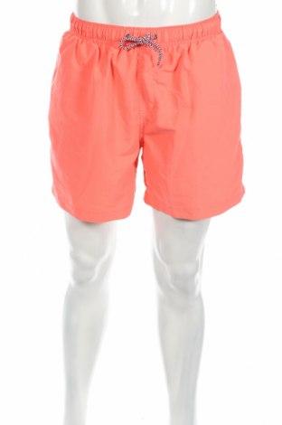 Мъжки къс панталон McNeal, Размер L, Цвят Розов, Полиестер, Цена 28,47лв.