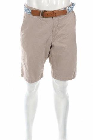 Мъжки къс панталон McNeal, Размер L, Цвят Сив, Памук, Цена 33,58лв.