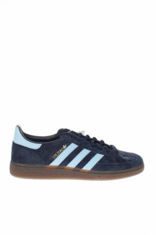 Încălțăminte bărbătească Adidas Originals, Mărime 42, Culoare Albastru, Velur natural, Preț 311,32 Lei