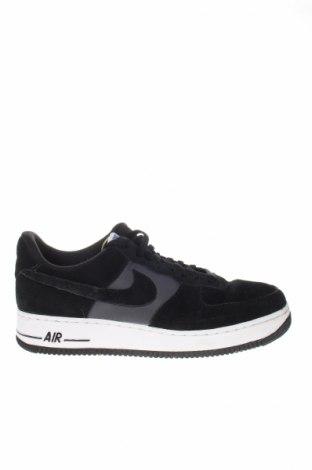 Pánske topánky Air Jordan Nike, Veľkosť 46, Farba Čierna, Prírodný velur , textil, Cena  35,15€