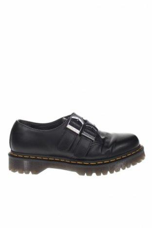 Мъжки обувки Dr. Martens, Размер 45, Цвят Черен, Естествена кожа, Цена 161,85лв.