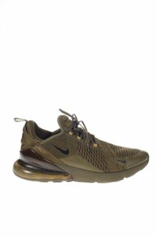 Pánske topánky Nike, Veľkosť 46, Farba Zelená, Textil, Cena  49,57€