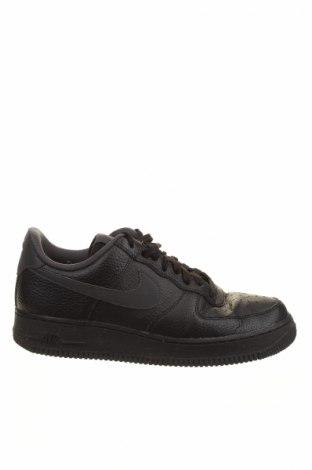 Pánske topánky Nike, Veľkosť 42, Farba Čierna, Pravá koža , Cena  38,37€