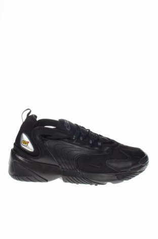 Мъжки обувки Nike, Размер 44, Цвят Черен, Естествена кожа, еко кожа, текстил, Цена 121,72лв.