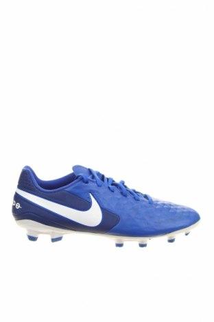 Pánske topánky Nike, Veľkosť 42, Farba Modrá, Pravá koža , Cena  27,71€