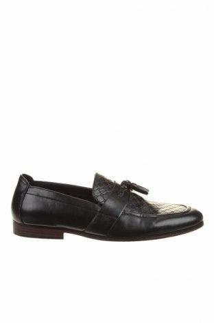 Férfi cipők  River Island, Méret 43, Szín Fekete, Eco bőr, Ár 12240 Ft