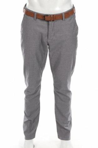 Мъжки панталон McNeal, Размер L, Цвят Сив, 98% памук, 2% еластан, Цена 48,96лв.