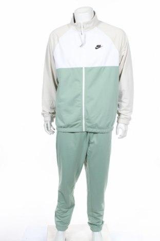 Pánský sportovní komplet  Nike, Rozměr XL, Barva Zelená, Polyester, Cena  1468,00Kč