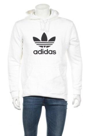 Pánská mikina  Adidas Originals, Rozměr M, Barva Bílá, Bavlna, Cena  1033,00Kč