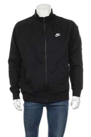 Pánská mikina  Nike, Rozměr L, Barva Černá, 80% bavlna, 20% polyester, Cena  789,00Kč