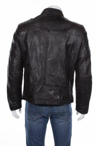 Мъжко кожено яке Gipsy, Размер XL, Цвят Кафяв, Естествена кожа, Цена 231,75лв.