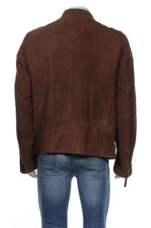 Мъжко кожено яке McNeal, Размер XL, Цвят Кафяв, Естествена кожа, Цена 118,30лв.