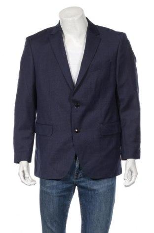 Pánské sako  Pierre Cardin, Rozměr L, Barva Modrá, 100% vlna, Cena  416,00Kč