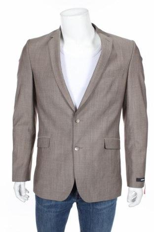 Мъжко сако Strellson, Размер M, Цвят Кафяв, Вълна, Цена 119,60лв.