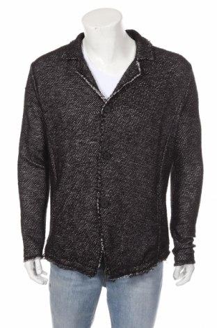 Pánske sako  Tigha, Veľkosť L, Farba Čierna, 90% bavlna, 10% polyester, Cena  33,74€