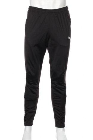 Мъжко спортно долнище PUMA, Размер M, Цвят Черен, Цена 63,80лв.